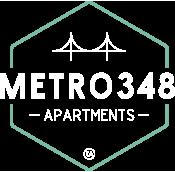 Metro 348 Apts Logo